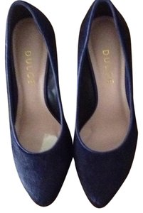 Dulce Navy blue Pumps