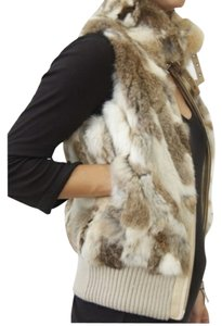 Arden B. Rabbit Fur Vest