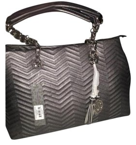 Perlina Tote in Grey