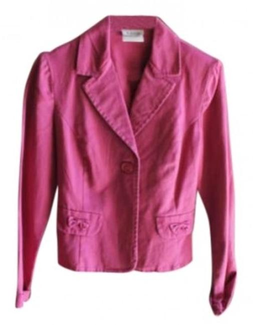 Preload https://item3.tradesy.com/images/a-byer-pink-blazer-size-8-m-128717-0-0.jpg?width=400&height=650