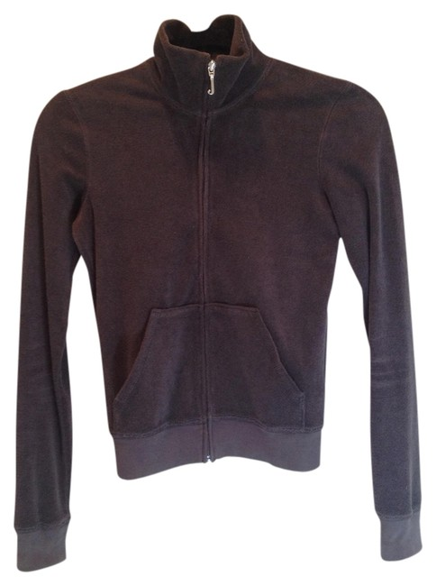 Preload https://item4.tradesy.com/images/juicy-couture-juicy-couture-sweet-brown-zippered-track-sweater-petite-1287183-0-0.jpg?width=400&height=650