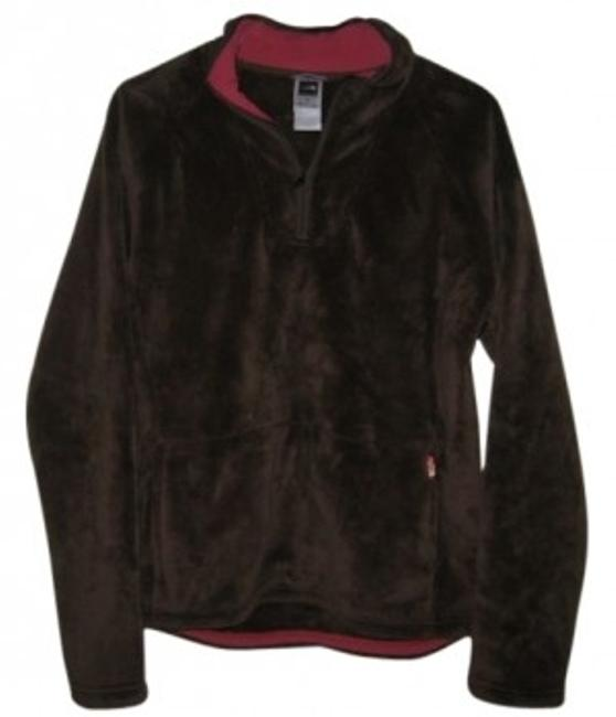 Preload https://img-static.tradesy.com/item/12872/the-north-face-brown-mossbud-12-zip-activewear-size-12-l-0-0-650-650.jpg