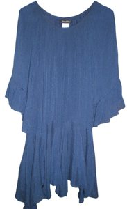SASSYBLING short dress ROYAL BLUE Nice Color Great Full Sleeves on Tradesy