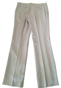 J.Crew Crepe Fully Lined Trouser Pants Soft Taupe
