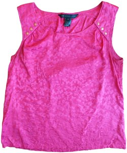 Marc by Marc Jacobs Top Electric Magenta