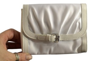 Dior Christian Dior Beauty White Makeup Cosmetic Clutch Bag - NEW