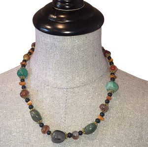 Other Mixed stone / bead necklace