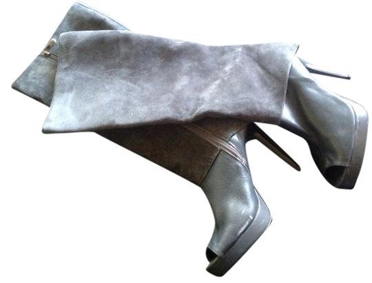 Preload https://item2.tradesy.com/images/two-lips-grey-boots-1287381-0-0.jpg?width=440&height=440