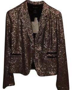 MM Couture Gold sequin Blazer