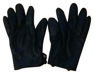 Club Monaco Leather Gloves