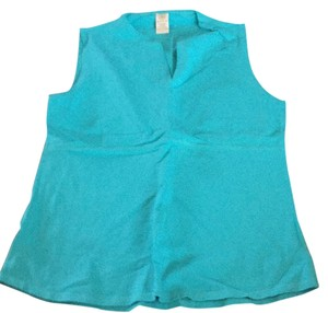 Gaiam Top Teal