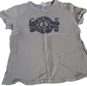 Lucky Brand T Shirt Olive