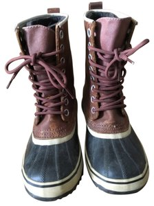 Sorel Navy/brown Boots