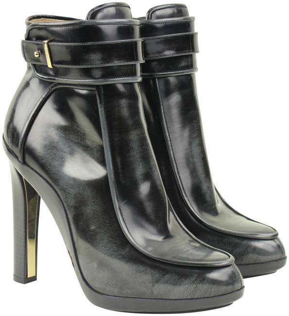 Item - Black Belted Ankle 184sf54 Boots/Booties Size US 10 Regular (M, B)
