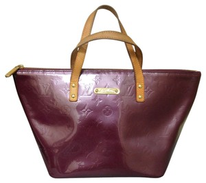 Louis Vuitton Vernis Patent Leather Shoulder Bag