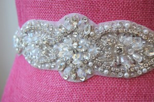 Crystal Rhinestone Bridal Belt - Nwt