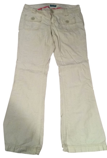 Preload https://item1.tradesy.com/images/abercrombie-and-fitch-whitelight-khaki-size-6-s-28-128765-0-0.jpg?width=400&height=650