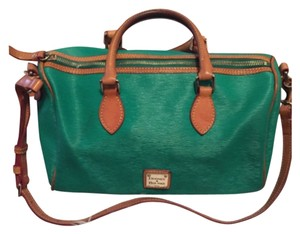 Dooney & Bourke Satchel in Kelly Green