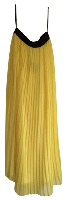 Item - Yellow and Black Skirt Size 2 (XS, 26)