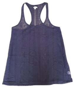 Aerie Summer Top blue-grey