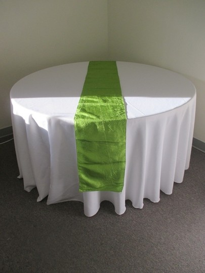 Preload https://item4.tradesy.com/images/9-sage-green-crinkle-taffeta-table-runners-1287973-0-0.jpg?width=440&height=440