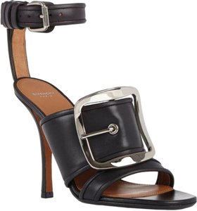 Givenchy Strappy Black Sandals