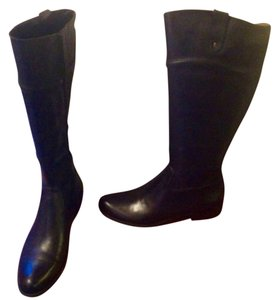 Ciao Bella Leather Black Boots