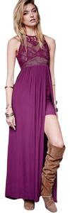 Bless'ed are the Meek Maxi High Neck Dress