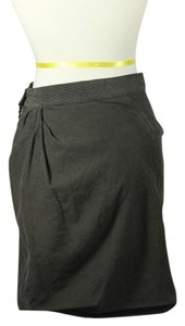 Vivienne Westwood Anglomania Skirt Grey