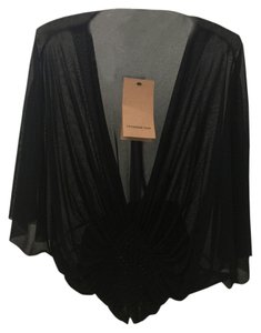 Vivienne Tam Blouse Top black
