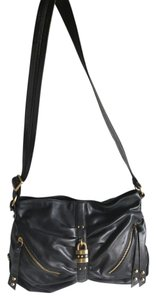 Steve Madden Messenger Leather Cross Body Bag
