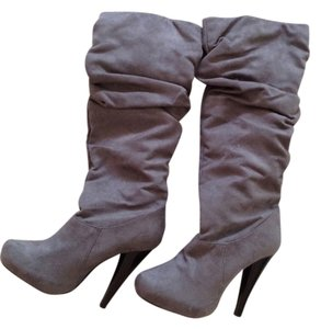 Marciano Gray Boots