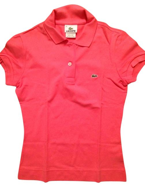 Preload https://item2.tradesy.com/images/lacoste-pink-polo-shirt-blouse-size-0-xs-1288211-0-0.jpg?width=400&height=650
