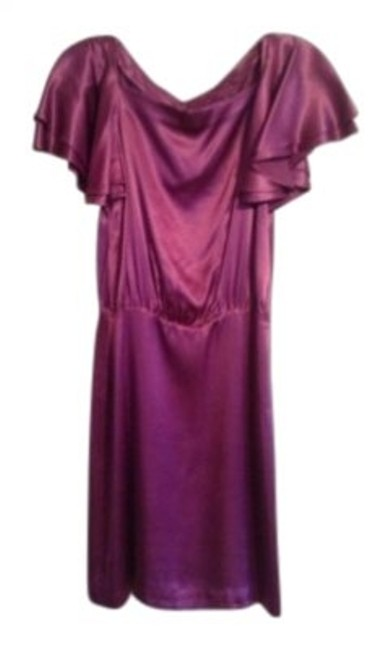 Preload https://item4.tradesy.com/images/banana-republic-purple-silk-with-flutter-sleeves-above-knee-cocktail-dress-size-4-s-128823-0-0.jpg?width=400&height=650