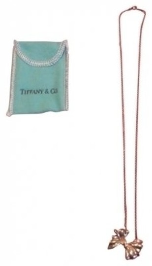 Preload https://img-static.tradesy.com/item/128824/tiffany-and-co-sterling-silver-ribbon-bow-pendant-necklace-0-0-540-540.jpg