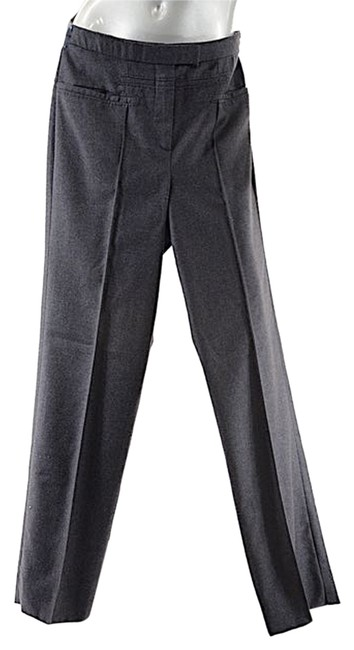 Preload https://img-static.tradesy.com/item/12882643/chado-ralph-rucci-grey-by-charcoal-wool-flannel-wstitching-trousers-size-6-s-28-0-1-650-650.jpg