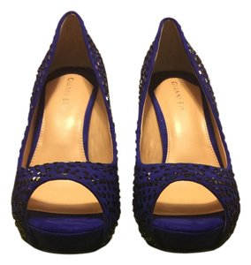 Gianni Bini DEEP SEA BLU Pumps