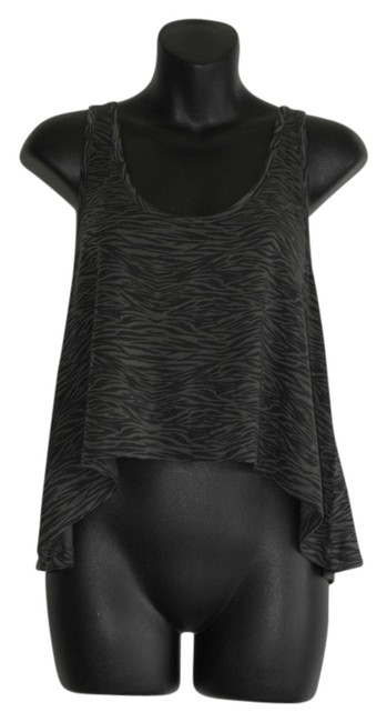 Preload https://img-static.tradesy.com/item/12884662/aritzia-black-crop-sleeveless-zebra-print-tee-shirt-size-4-s-0-1-650-650.jpg