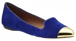 Dolce Vita Royal Blue Flats