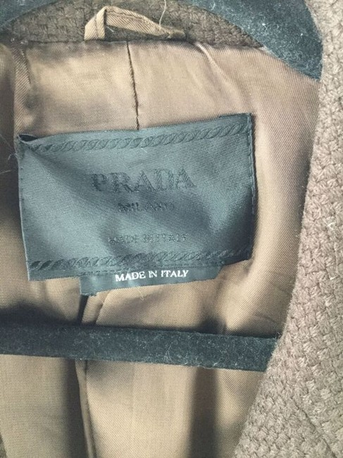Prada Wool Winter Coat