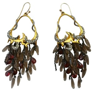 Alexis Bittar Alexis Bittar Siyabona Cluster Earrings - Sunset
