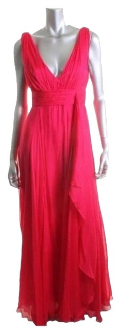 Preload https://item3.tradesy.com/images/abs-by-allen-schwartz-rasberry-red-long-casual-maxi-dress-size-12-l-1288517-0-0.jpg?width=400&height=650