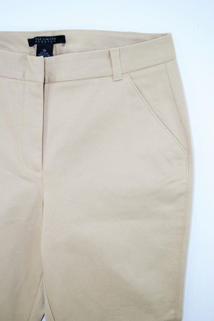 The Limited Trouser Pants Tan Image 1