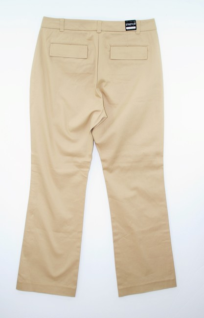 The Limited Trouser Pants Tan Image 2