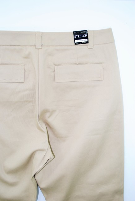 The Limited Trouser Pants Tan Image 3