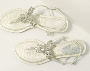 Nina Pearl Sandals Size US 8.5 Regular (M, B)