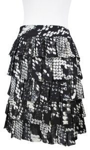 Nue by Shani Skirt abstract print
