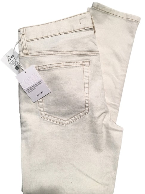 Item - Pearl Pink Iridescent Coated Skinny Jeans Size 27 (4, S)