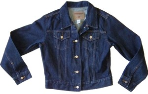 London Jean Denim Cotton blue Womens Jean Jacket