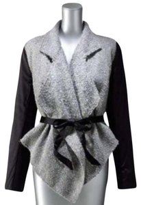 Simply Vera Vera Wang Black and grey Jacket